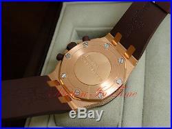Audemars Piguet Royal Oak Lady Offshore Rose Gold Diamond 26092OK. ZZ. D080CA. 01