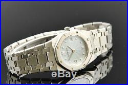 Audemars Piguet Royal Oak Lady Steel Ref E28656 ID 8184 Von Luxus4you