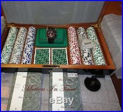 Audemars Piguet Royal Oak Las Vegas Tourbillon Chronograph 26268SN. OO. D003CU. 01
