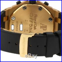 Audemars Piguet Royal Oak Off Shore 18K Rose Gold Watch 25940OK. OO. D002CA. 01. A