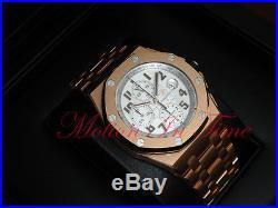 Audemars Piguet Royal Oak Offshore 18kt Rose Gold Chrono 26170OR. OO. 1000OR. 01