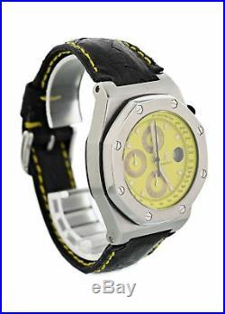 Audemars Piguet Royal Oak Offshore 25770ST. O. D009CR. 02 Yellow Themes Mens Watc