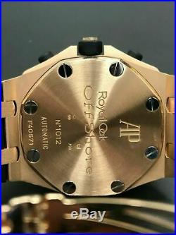 Audemars Piguet Royal Oak Offshore 25940OK. OO. D002CA. 01 18K Rose Gold