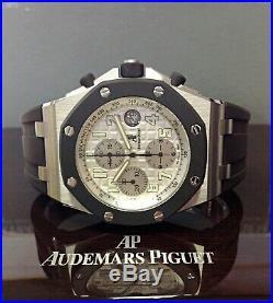 Audemars Piguet Royal Oak Offshore 25940SK SERVICED BY AUDEMARS PIGUET