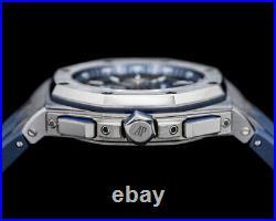 Audemars Piguet Royal Oak Offshore 26480TI Blue Dial 42mm Titanium 2021