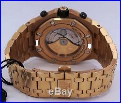 Audemars Piguet Royal Oak Offshore 42mm 18K R GOLD 26470OR. OO. 1000OR. 01 B&P