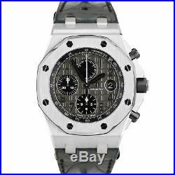 Audemars Piguet Royal Oak Offshore 42mm Elephant Gray 26470ST. OO. A104CR. 01 Watch