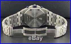 Audemars Piguet Royal Oak Offshore 42mm Stainless Steel Chronograph Date 25721ST