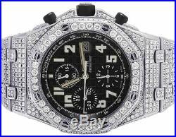 Audemars Piguet Royal Oak Offshore 42mm Stainless Steel Diamond Watch