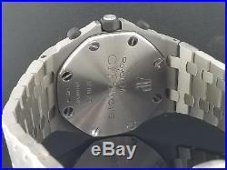 Audemars Piguet Royal Oak Offshore 42mm Titanium Chrono Ref 26170TI. OO. 1000TI. 01