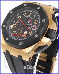 Audemars Piguet Royal Oak Offshore Alinghi Team 18k Rose Gold Limited Edition