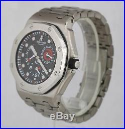 Audemars Piguet Royal Oak Offshore Alinghi Titanium Watch 25995IP. OO. 1000TI. 01