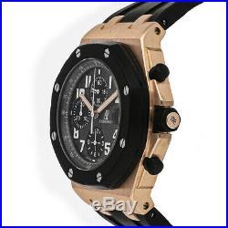 Audemars Piguet Royal Oak Offshore Auto Gold Mens Watch 25940OK. OO. D002CA. 01. A