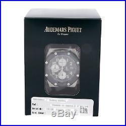 Audemars Piguet Royal Oak Offshore Auto Steel Mens Watch 25940SK. OO. D002CA. 01