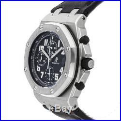 Audemars Piguet Royal Oak Offshore Auto Steel Mens Watch 26020ST. OO. D001IN. 01. A