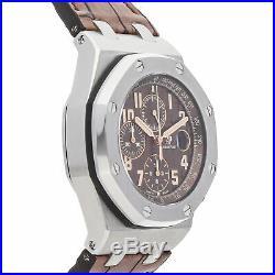 Audemars Piguet Royal Oak Offshore Auto Steel Mens Watch 26470ST. OO. A820CR. 01