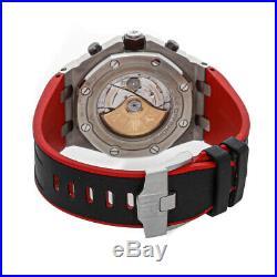 Audemars Piguet Royal Oak Offshore Auto Steel mens Watch 26470SO. OO. A002CA. 01