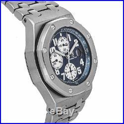 Audemars Piguet Royal Oak Offshore Auto Titanium Men Watch 25721TI. OO. 1000TI. 04