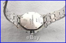 Audemars Piguet Royal Oak Offshore Automatic Triple Date Calendar Watch 25807ST
