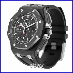 Audemars Piguet Royal Oak Offshore Black Dial Watch 26400AU. OO. A002CA. 01