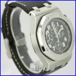 Audemars Piguet Royal Oak Offshore Black Themes Chronograph 42mm 26020 26170