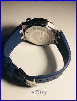Audemars Piguet Royal Oak Offshore Blue DIVER CHRONOGRAPH 26703st. Oo. A027ca. 01