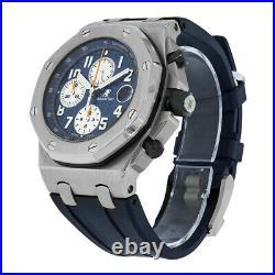 Audemars Piguet Royal Oak Offshore Blue Dial Watch 26470ST. OO. A027CA. 01