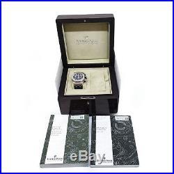 Audemars Piguet Royal Oak Offshore Chrono Stainless Steel Watch MSRP $21,200