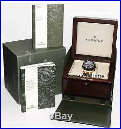 Audemars Piguet Royal Oak Offshore Chronograph 18k Rose Gold Box/Papers 25940OK