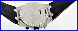 Audemars Piguet Royal Oak Offshore Chronograph 25721 ST Mens Rubber Strap