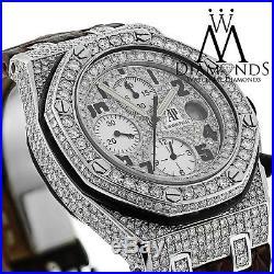 Audemars Piguet Royal Oak Offshore Chronograph Diamonds Luxury Men's Watch