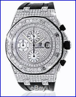 Audemars Piguet Royal Oak Offshore Chronograph Diamonds Men's Watch