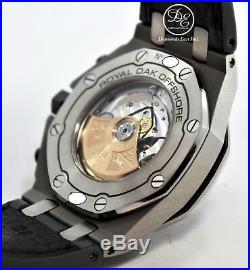 Audemars Piguet Royal Oak Offshore Chronograph Elephant 26470ST. OO. A104CR. 01