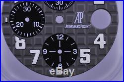 Audemars Piguet Royal Oak Offshore Chronograph Ref. 26170 Watch Dial Gray