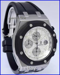Audemars Piguet Royal Oak Offshore Chronograph Watch 25940SK. OO. D002CA. 02