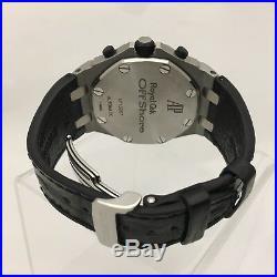Audemars Piguet Royal Oak Offshore Chronograph Watch 26020ST. OO. D001IN. 02. A
