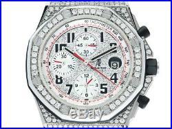 Audemars Piguet Royal Oak Offshore Diamond 21ct Automatik Chronograph Ref. 26170