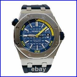 Audemars Piguet Royal Oak Offshore Diver Blue 15710ST. OO. A027CA. 01