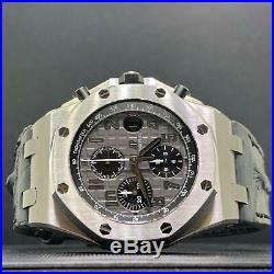 Audemars Piguet Royal Oak Offshore Elephant 42mm Stainless Steel 26470ST. 00. A1