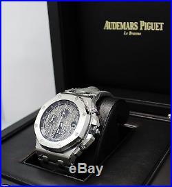Audemars Piguet Royal Oak Offshore Elephant Box/Papers MINT 26470ST. OO. A104CR. 01