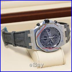 Audemars Piguet Royal Oak Offshore Grey Dial 26470ST. OO. A104CR. 01