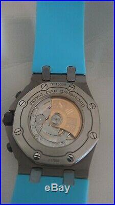 Audemars Piguet Royal Oak Offshore Grey Theme Elephant 26470ST 42mm