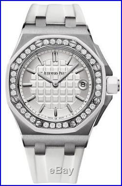 Audemars Piguet Royal Oak Offshore Lady Quartz Ladies Watch 67540SK. ZZ. A010CA. 01