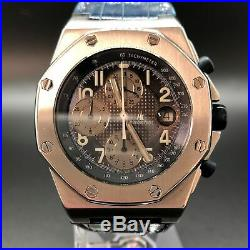 Audemars Piguet Royal Oak Offshore Mens Watch 25770ST. OO. A001KE. 01 Selling As-Is