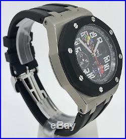 Audemars Piguet Royal Oak Offshore Rubens Barrichello 26071IK Auto Men's Watch