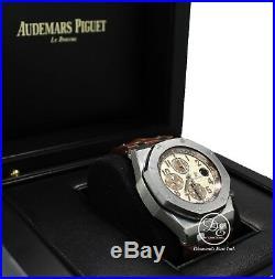 Audemars Piguet Royal Oak Offshore Safari Watch B/PAPER 26470ST. OO. A801CR. 01 NEW