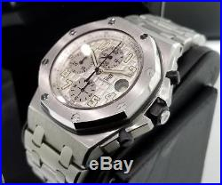 Audemars Piguet Royal Oak Offshore Steel Chronograph 42mm 25721ST. OO. 1000ST. 07