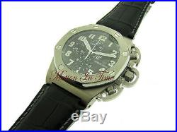 Audemars Piguet Royal Oak Offshore T3 Terminator 3 Black 25863TI. OO. A001CU. 01