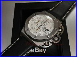 Audemars Piguet Royal Oak Offshore T3 Terminator 3 WHITE 25863TI. 0. A080CU. 01
