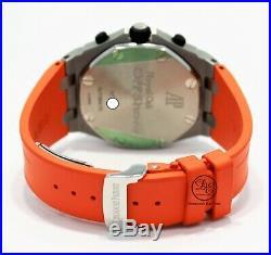 Audemars Piguet Royal Oak Offshore Volcano Chrono 26170st. OO. D101CR. 01 Mint